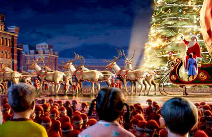 Christmas movies to brighten the spirit