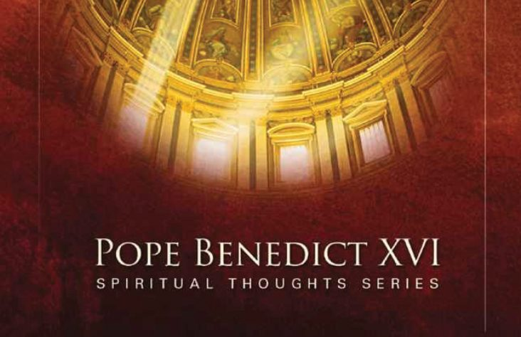 Pope Benedict XVI's thoughts on Christmas