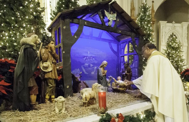 Christmas around the diocese 2018