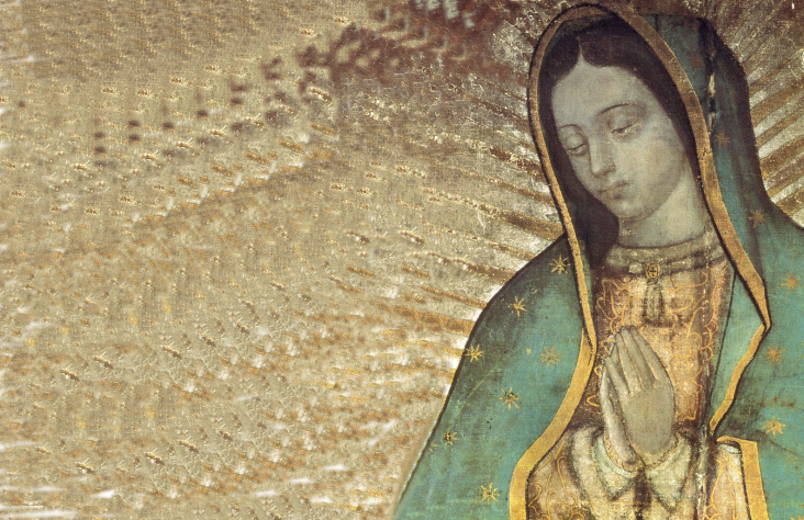 Festivities honor Our Lady of Guadalupe