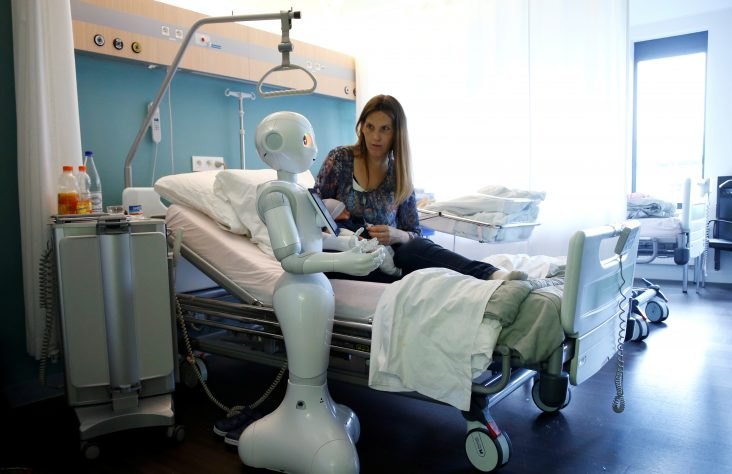 Robots, AI: Papal academy decodes newest pro-life challenges