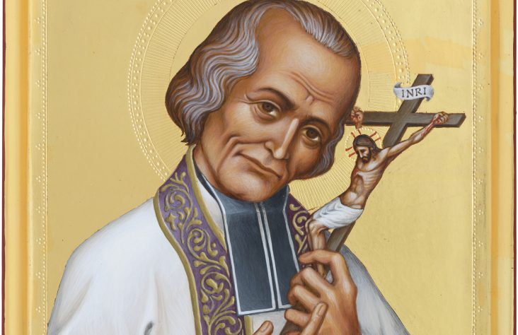 Heart of St. John Vianney coming to diocese for veneration
