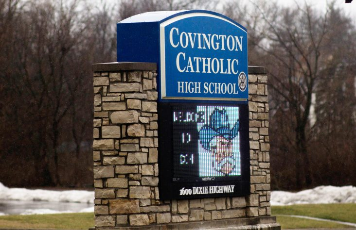 Report finds no evidence of racist statements from Covington students