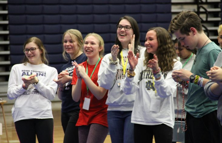 Teens discern vocations at stateside World Youth Day celebration