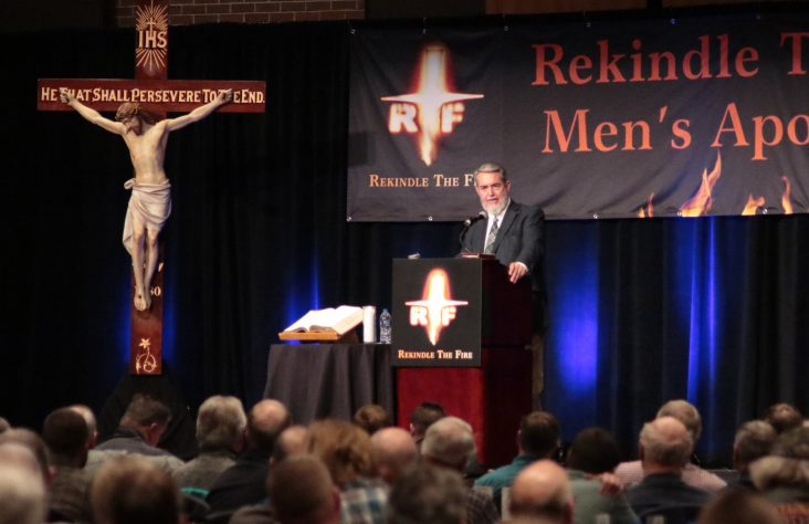 Rekindle the Fire sheds light on men's challenges, responses