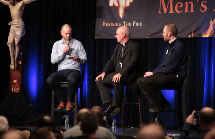 Family, spiritual connections encouraged priests