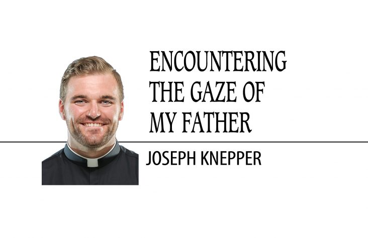 Encountering the gaze of the Father