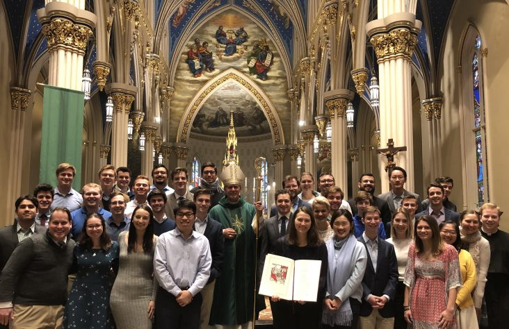 Around the Diocese: March 17, 2019