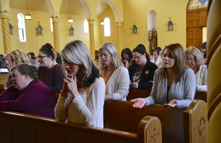 Cursillo gives women the tools to spread Christ's love