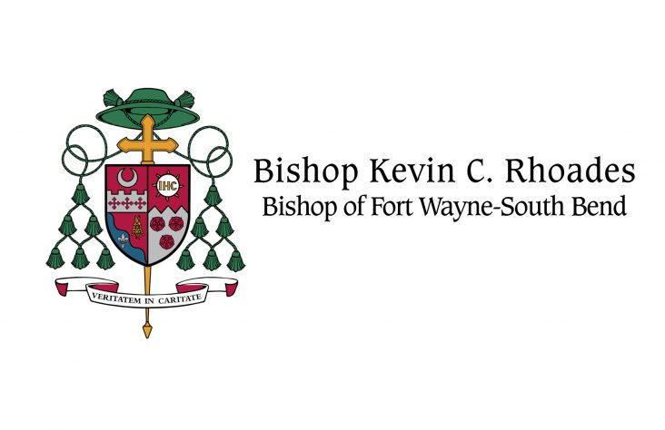 Bishop Kevin C. Rhoades' statement on discovery of remains of over 2,000 unborn children