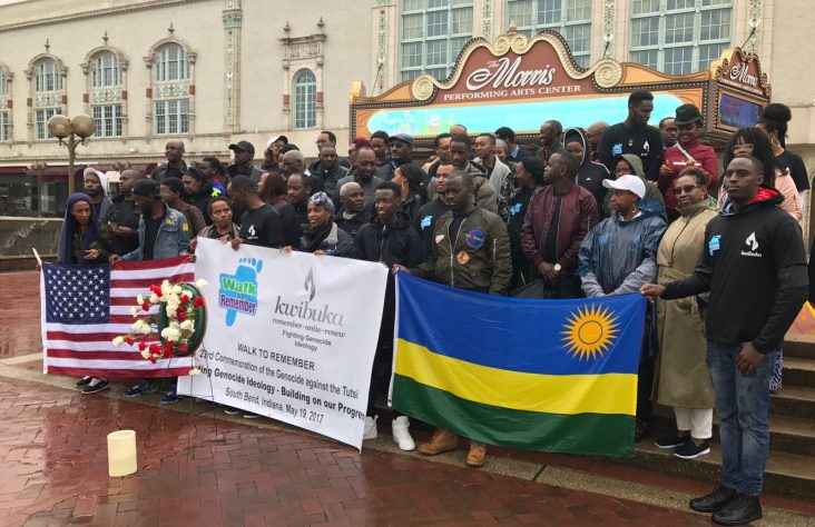 Faith fortifies Rwandan refugee community