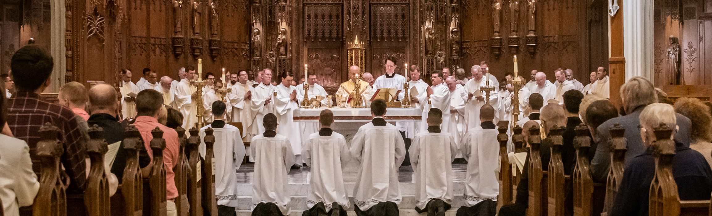 Holy oils blessed, consecrated at Chrism Masses - Today's Catholic