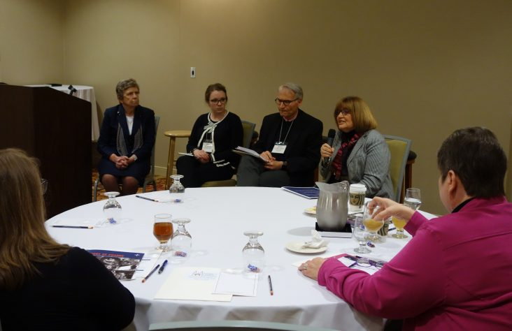 Catholic foundations discuss Catholic social teaching and more during conference