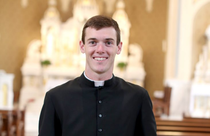 Deacon Daniel McShane to be ordained to priesthood in Illinois