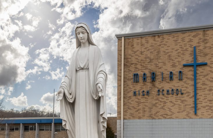 'Honor Roll' distinction for Catholic vision goes to Marian