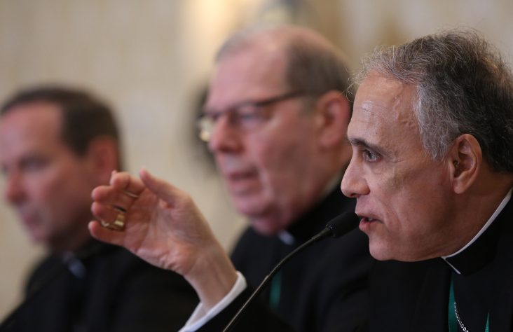 Response to Church abuse crisis looms large at bishops' spring meeting