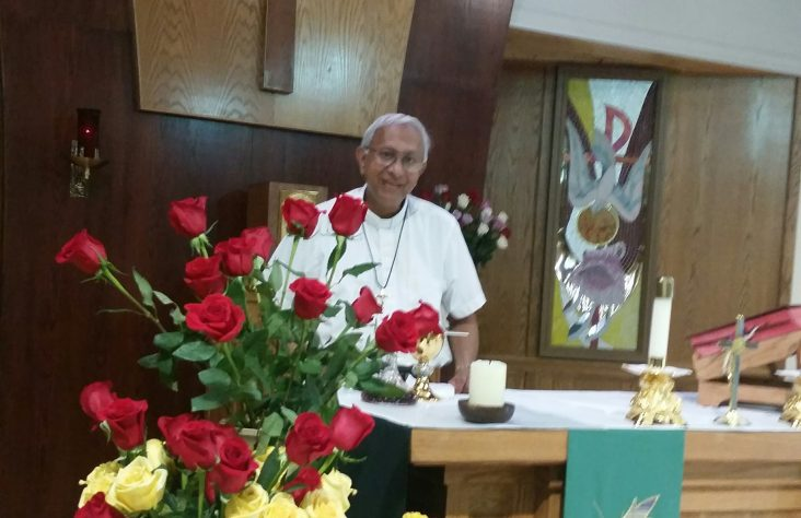 New ministry calls Father Ramenaden back to Sri Lanka