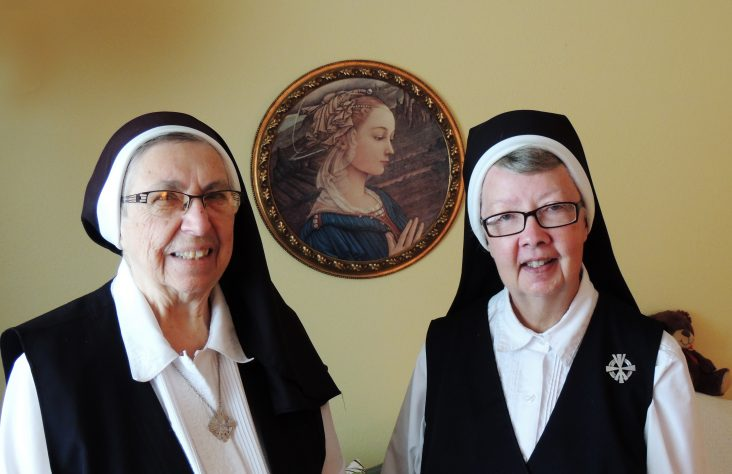 Daughters of Divine Charity to depart diocese