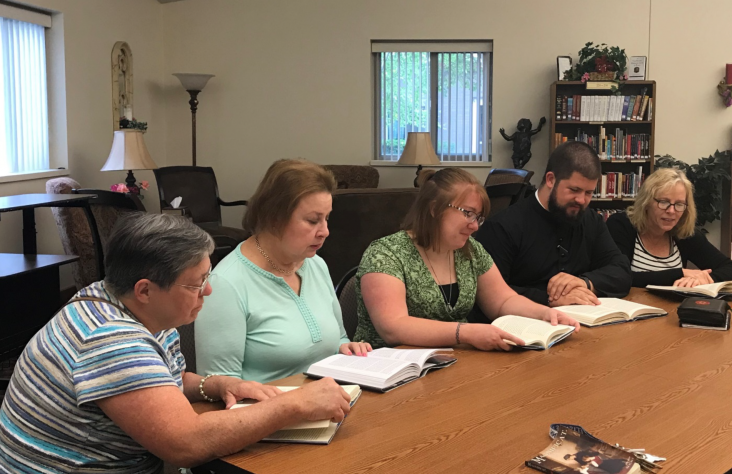 St. Elizabeth summer reading group digs into Jewish roots
