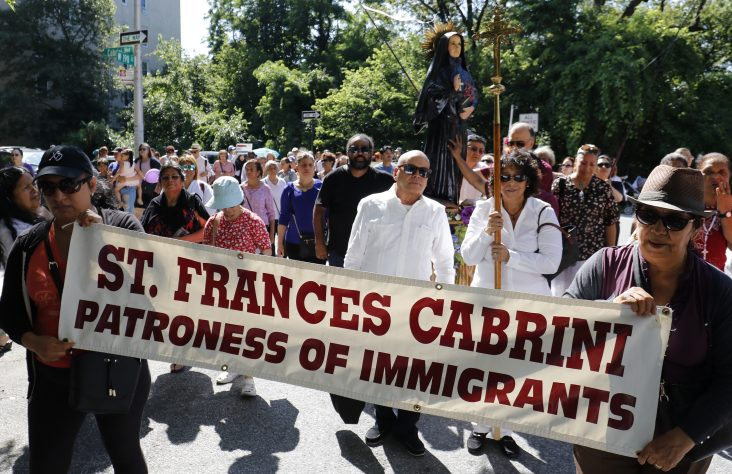 Faith leaders decry ICE deportations, say action causes anxiety, fear