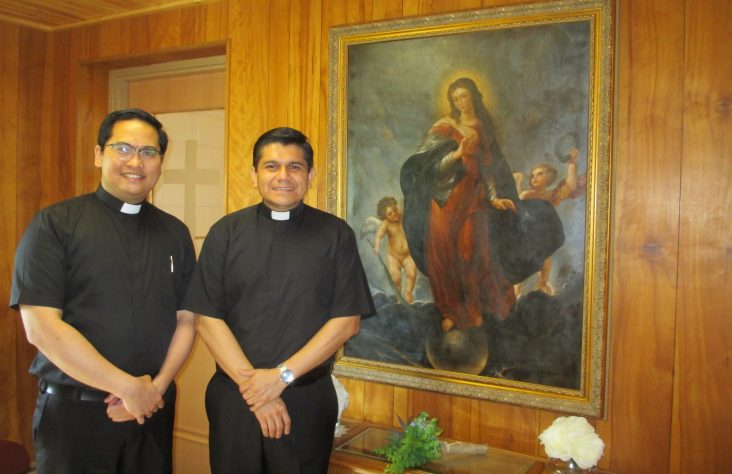 Franciscans of Mary welcomed to diocese