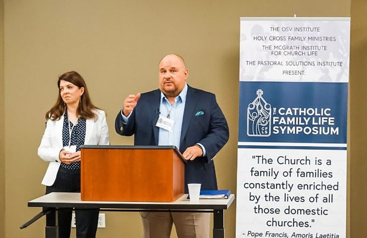 Enhancing, strengthening Catholic family life focus of symposium
