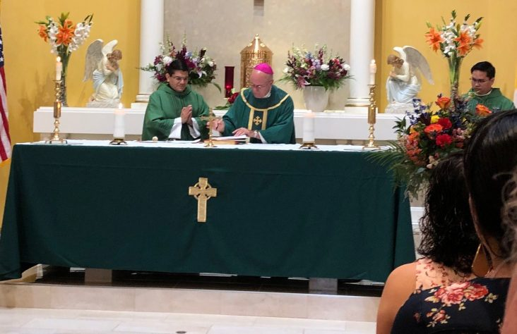 Around the Diocese: August 18, 2019