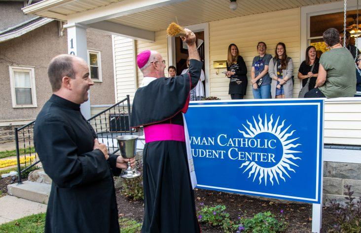 'A faith home away from home'
