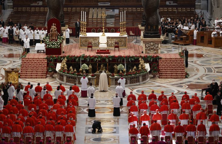 New cardinals: Pope's choices stress dialogue, care for poor