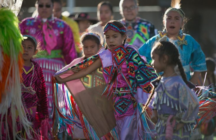 Indian Days brings together diverse tribes to celebrate customs, faith