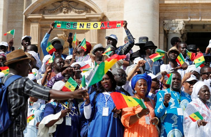 Africa trip planted new seeds of hope, pope says at audience