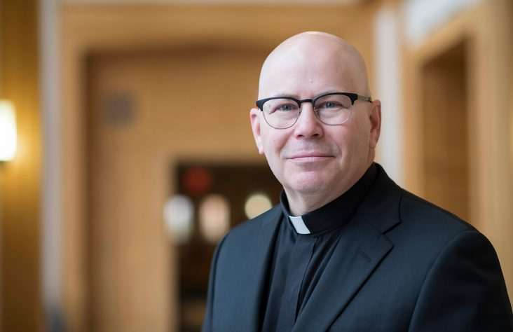 Father Eric Zimmer appointed University of Saint Francis president