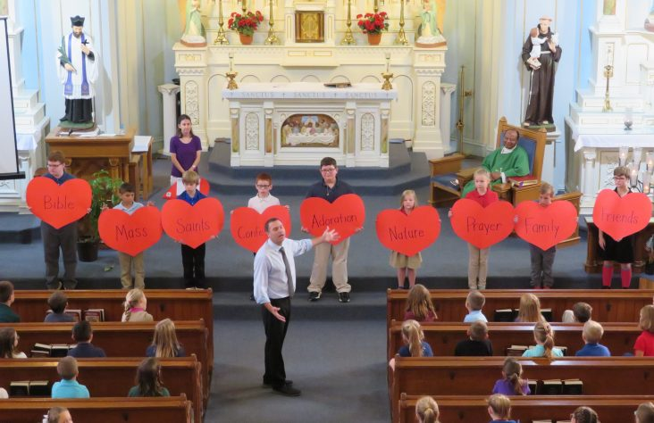 Around the Diocese: Sept. 22, 2019