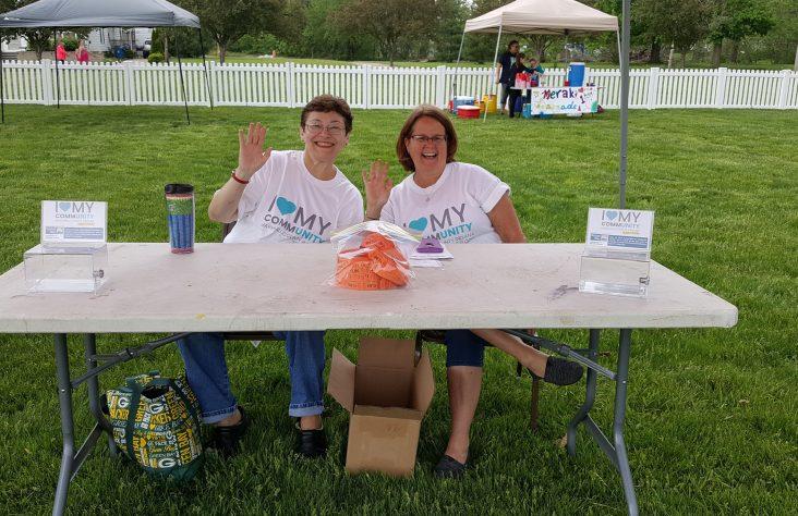 Volunteer Time Off puts PHJC hands to work