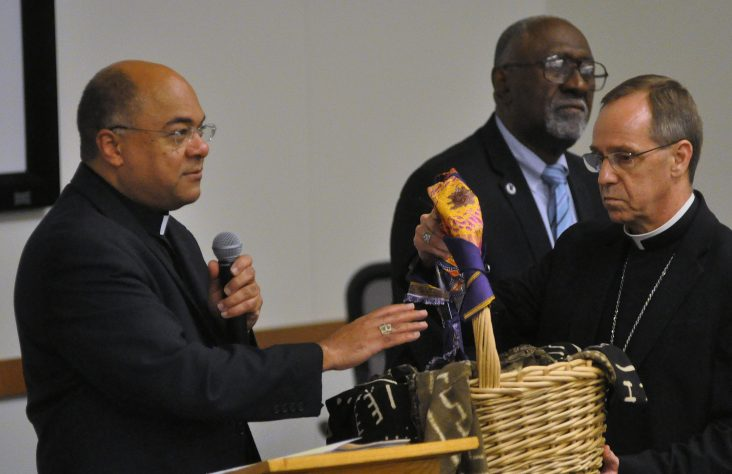 Indiana Catholics share experiences of racism at listening session