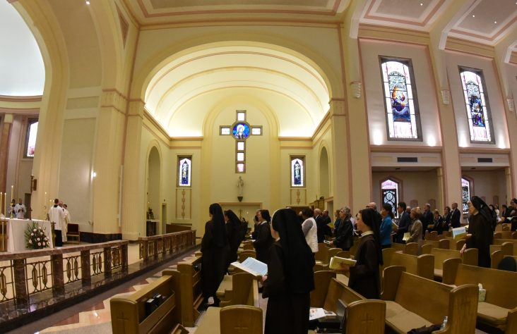 Sisters of St. Francis of Perpetual Adoration celebrate anniversaries