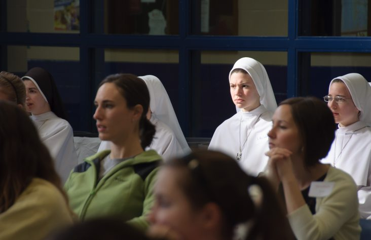 Hayes named advisor for consecrated vocations