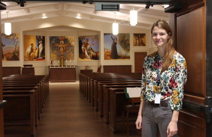 Lay pastoral ministry in high schools — a ministry of accompaniment
