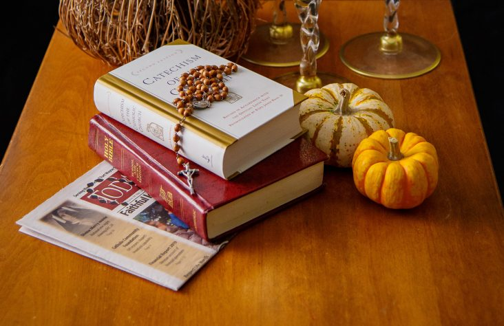 Thanksgiving — A Catholic holiday?