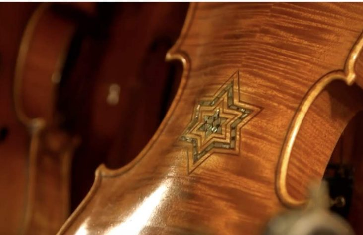 Holocaust violins to sing of hope