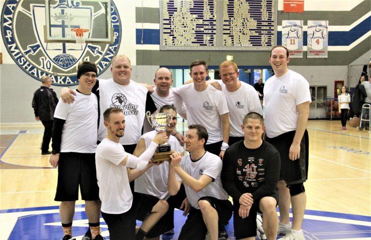 Priests spoil seminarian basketball streak