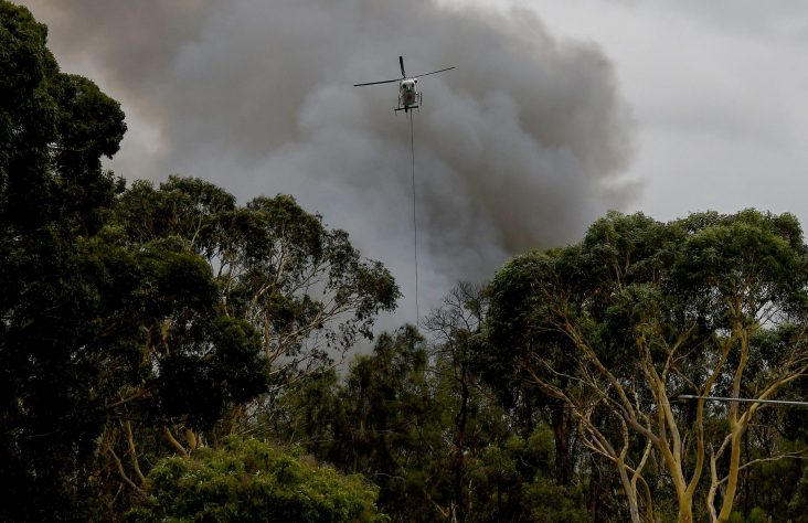 Australian Catholics seek prayers as fires continue in four states