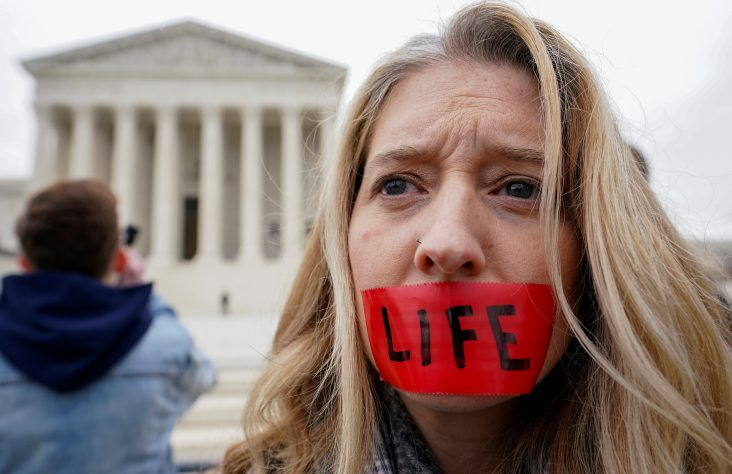 Equality for all women must include the unborn, says pro-life marcher