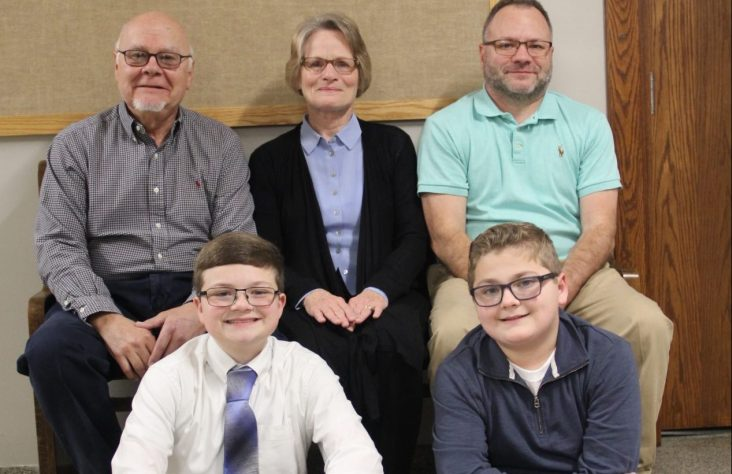 It's all in the family for Catholic school in Decatur