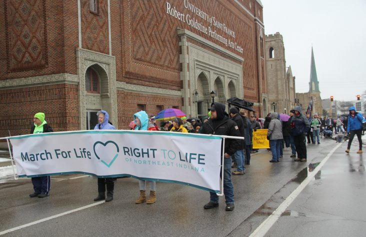 Right to Life of Northeast Indiana March for Life