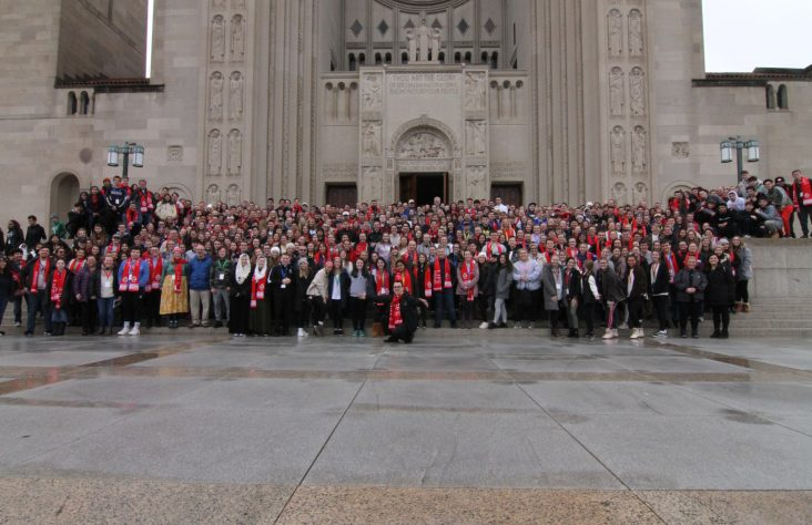 Diocese of Fort Wayne-South Bend marches for life in Washington, D.C.