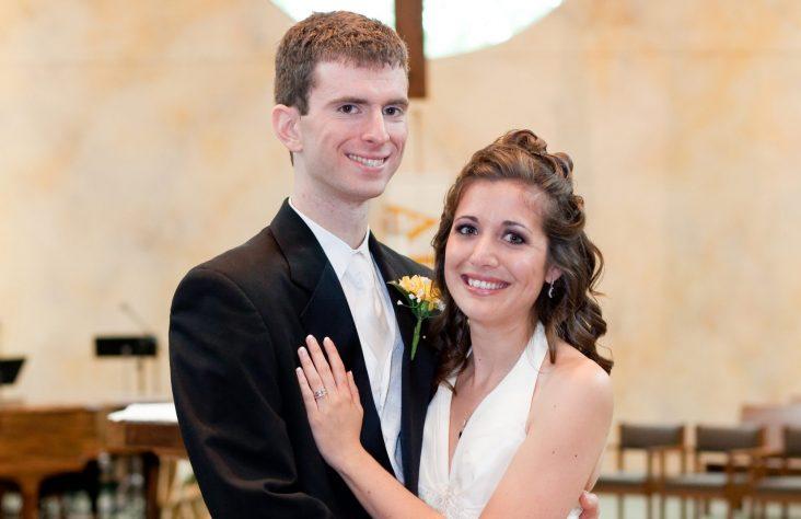 A marriage made in faith