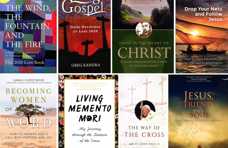 Books offer spiritual nourishment during Lent, Easter season