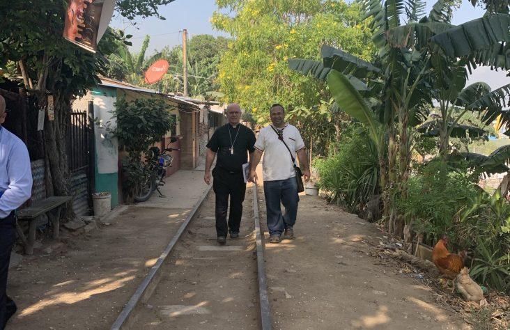 With Catholic Relief Services in El Salvador Part 2