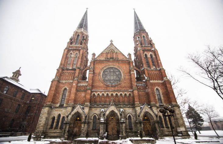 Ste. Anne Church named basilica, cementing its importance to Detroit